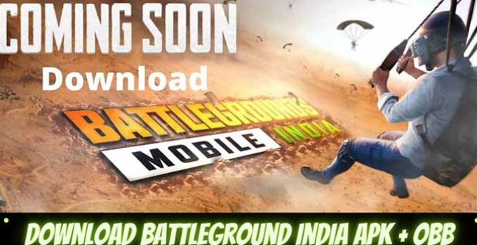 Battlegrounds Mobile India official website APK & iOS Download 2021